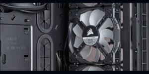 Noisy Computer Fan