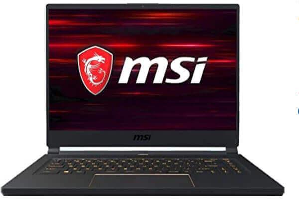Best MSI thin gaming laptop under $1500
