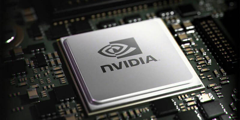 What is the normal GPU temperature for NVIDIA graphics card