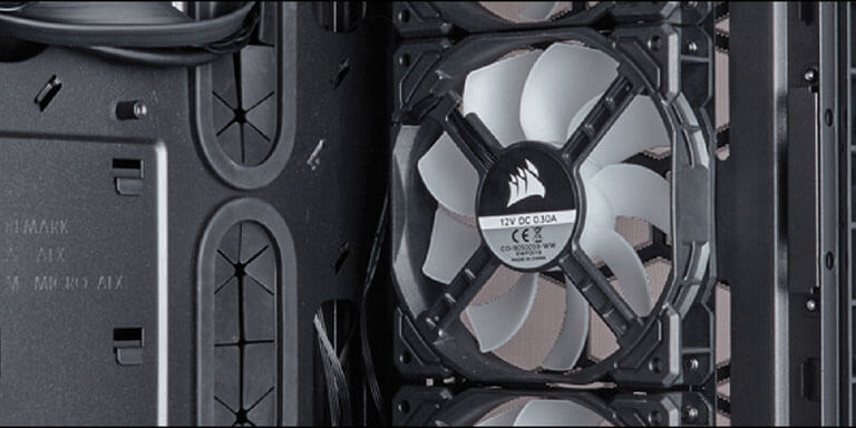 how to cool your PC