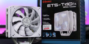 best Enermax ETS T40 Fit White CPU Cooler