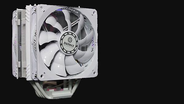 Enermax ETS-T40 Fit white CPU Cooler