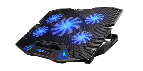 Best Laptop Cooler for Long Hours of Gaming