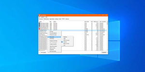 Set CPU Process Priority for Applications in Windows 10