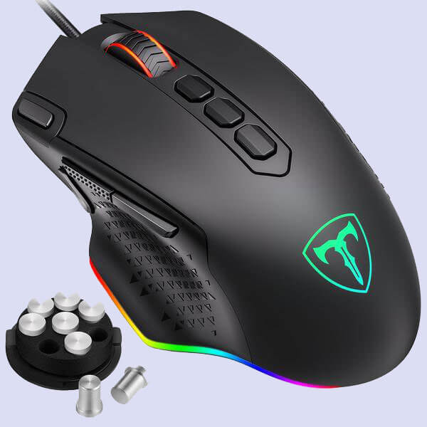 RGB cheap gaming mouse under $30