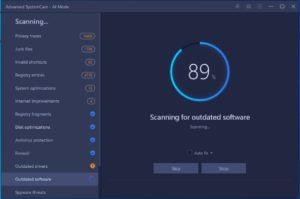 Advance SystemCare 14 best PC optimization tool for Windows 10